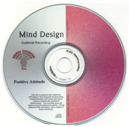 Programming Books - Have an Optimistic, Positive Attitude Subliminal CD with (NLP) Neurolinguistic P