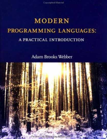 Programming Books - Modern Programming Languages: A Practical Introduction