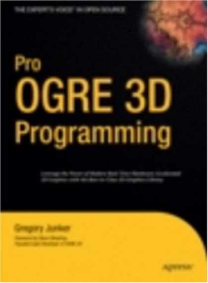 Programming Books - Pro OGRE 3D Programming