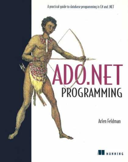 Programming Books - ADO.NET Programming