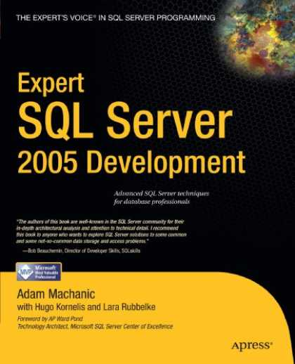 Programming Books - Expert SQL Server 2005 Development