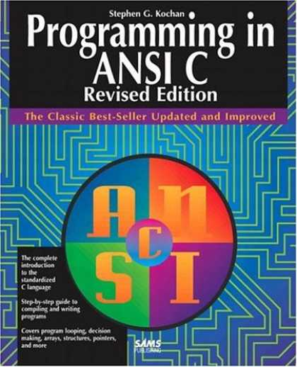 Programming Books - Programming in ANSI C