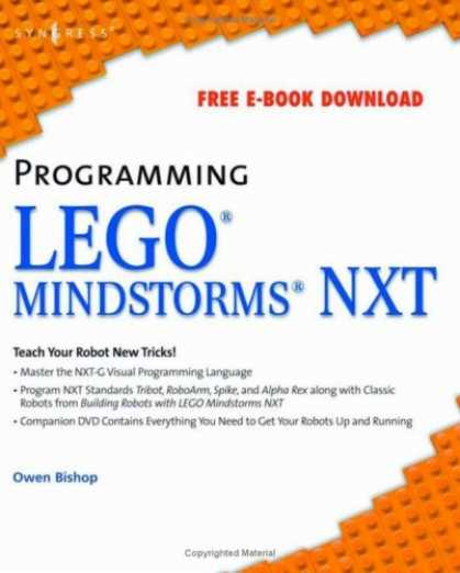 Programming Books - Programming Lego Mindstorms NXT