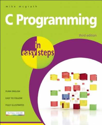 Programming Books - C Programming in Easy Steps