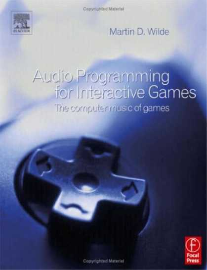 Programming Books - Audio Programming for Interactive Games