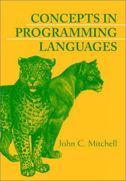 Programming Books - Concepts in Programming Languages
