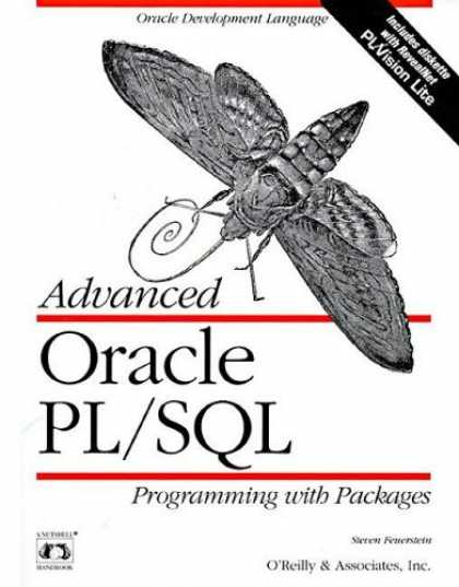 Programming Books - Advanced Oracle PL/SQL Programming with Packages (Nutshell Handbook)
