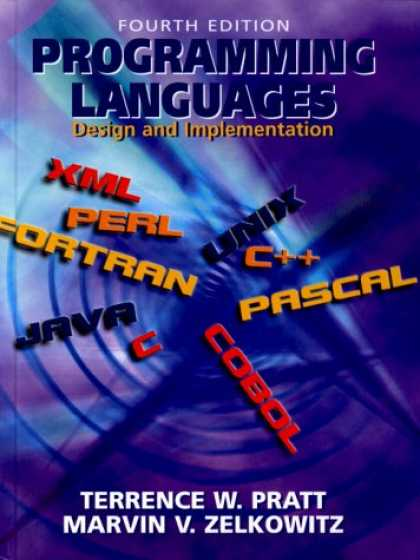 Programming Books - Programming Languages: Design and Implementation (4th Edition)