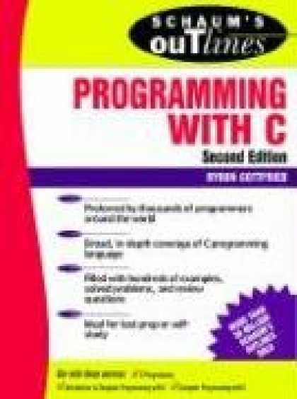 Programming Books - Schaum's Outline of Programming with C