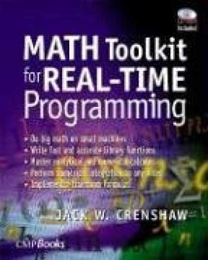 Programming Books - Math Toolkit for Real-Time Programming