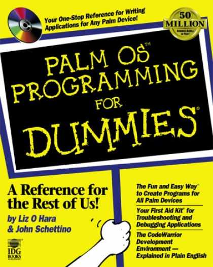 Programming Books - Palm OS Programming for Dummies