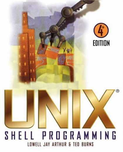 Programming Books - UNIX(r) Shell Programming, 4th Edition