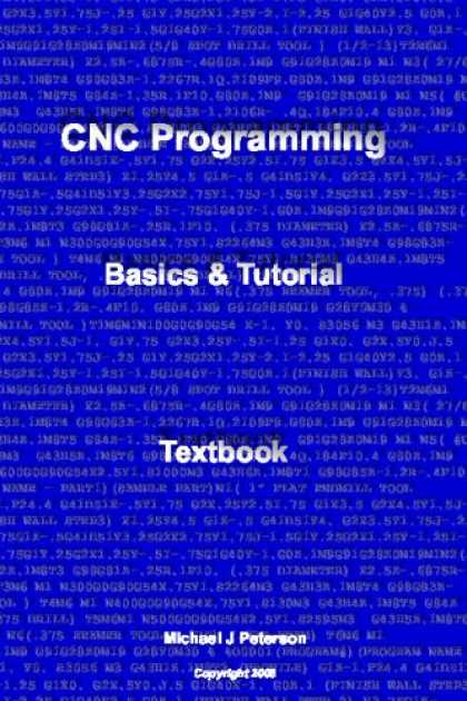 Programming Books - CNC Programming: Basics & Tutorial Textbook
