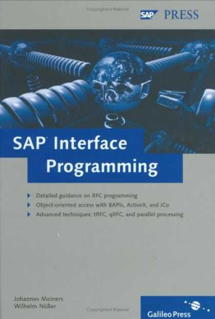 Programming Books - SAP Interface Programming