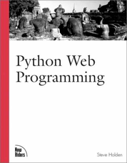 Programming Books - Python Web Programming (Landmark)