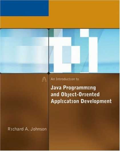 Programming Books - An Introduction to Java Programming and Object-Oriented Application Development