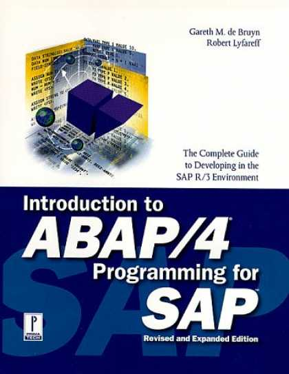 Programming Books - Introduction to ABAP/4 Programming for SAP, Revised and Expanded Edition