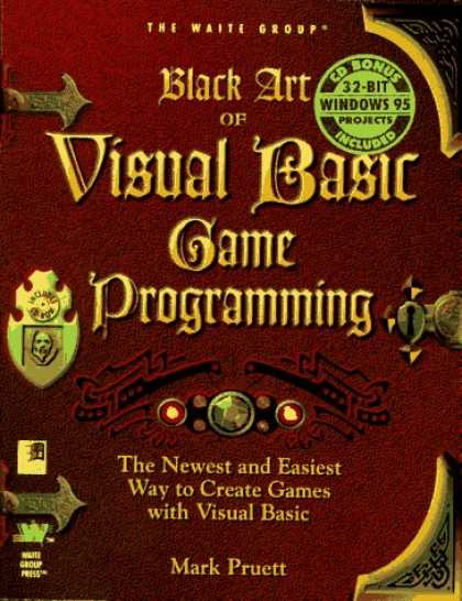 Programming Books - Black Art of Visual Basic Game Programming
