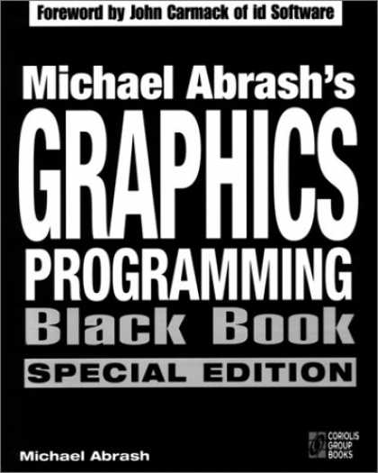 Programming Books - Michael Abrash's Graphics Programming Black Book (Special Edition)
