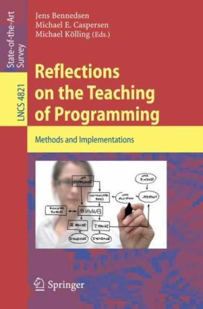 Programming Books - Reflections on the Teaching of Programming: Methods and Implementations (Lecture