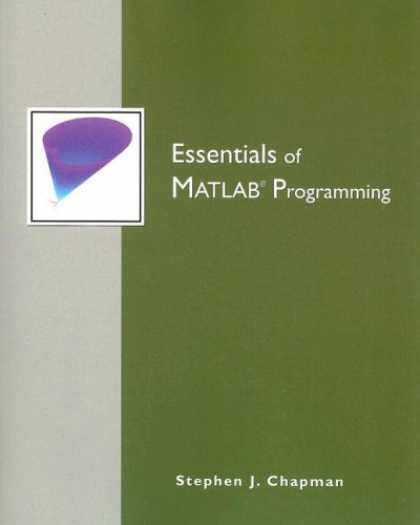 Programming Books - Essentials of MATLAB Programming