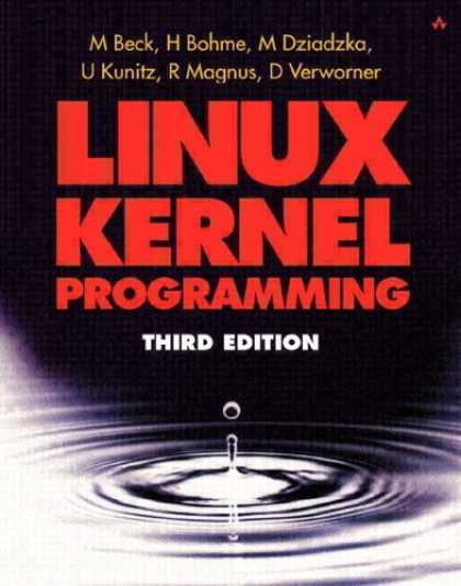 Programming Books - Linux Kernel Programming (3rd Edition)