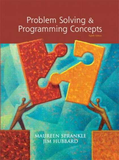 Programming Books - Problem Solving and Programming Concepts (8th Edition)