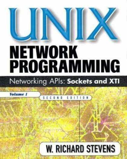 Programming Books - Unix Network Programming, Volume 1: The Sockets Networking API (3rd Edition) (Ad