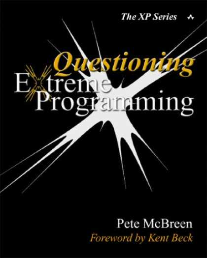 Programming Books - Questioning Extreme Programming