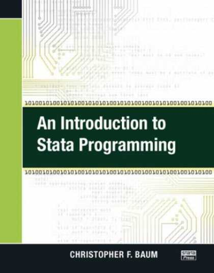 Programming Books - An Introduction to Stata Programming