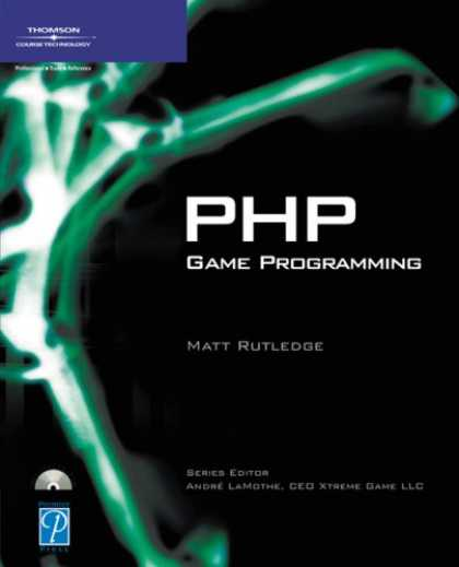 Programming Books - PHP Game Programming