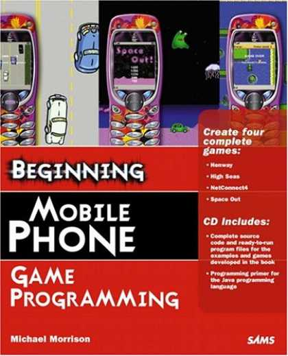 Programming Books - Beginning Mobile Phone Game Programming