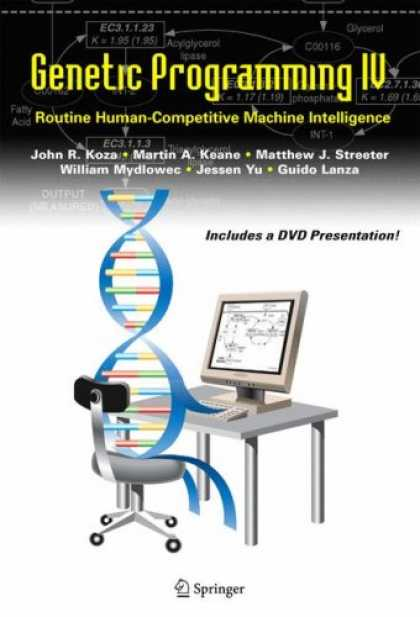Programming Books - Genetic Programming IV: Routine Human-Competitive Machine Intelligence (v. 4)