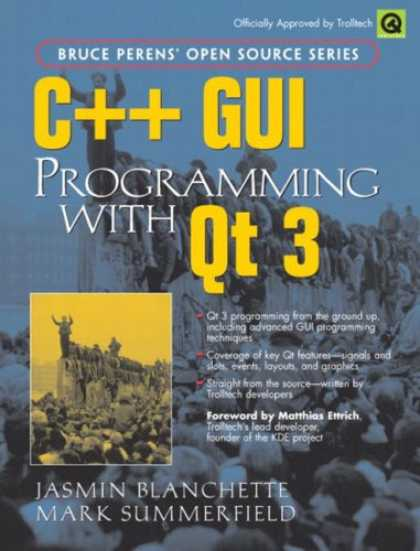 Programming Books - C++ GUI Programming with Qt 3 (Bruce Perens' Open Source Series)