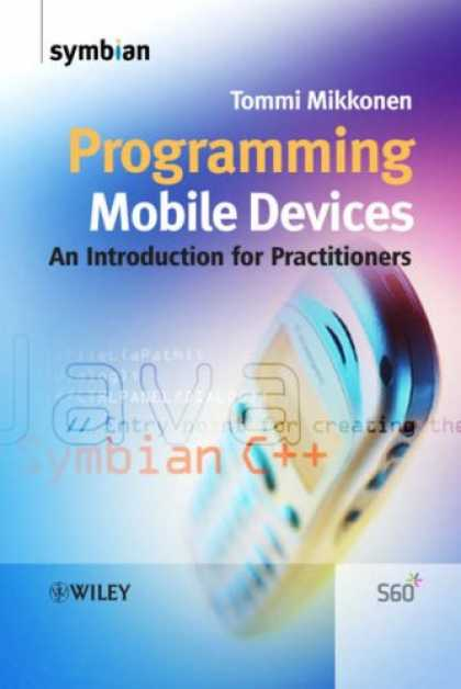 Programming Books - Programming Mobile Devices: An Introduction for Practitioners