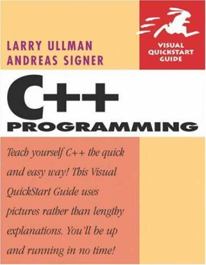 Programming Books - C++ Programming (Visual QuickStart Guide)