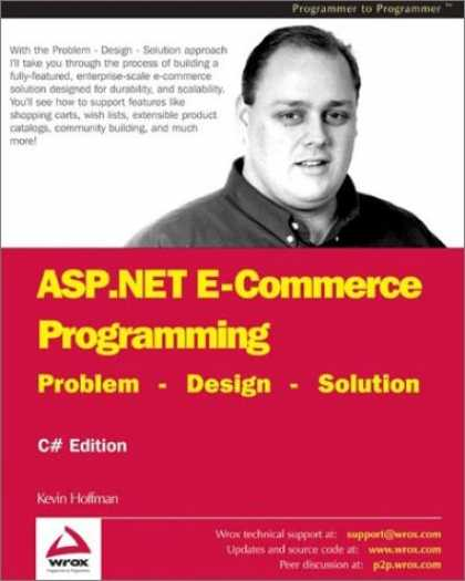 Programming Books - ASP.NET E-Commerce Programming: Problem - Design - Solution