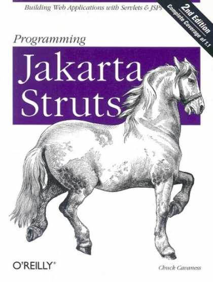 Programming Books - Programming Jakarta Struts, 2nd Edition