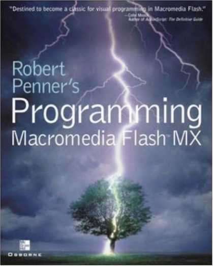 Programming Books - Robert Penner's Programming Macromedia Flash MX