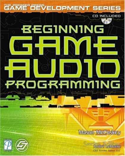 Programming Books - Beginning Game Audio Programming