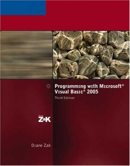 Programming Books - Programming with Microsoft Visual Basic 2005, Third Edition