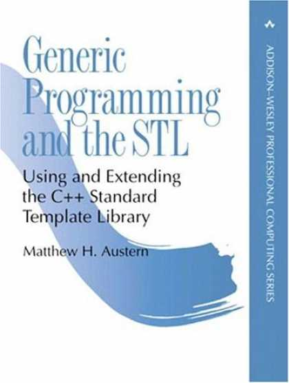 Programming Books - Generic Programming and the STL: Using and Extending the C++ Standard Template L