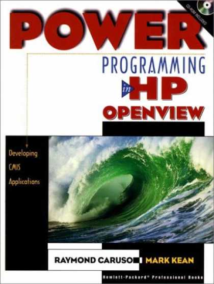 Programming Books - Power Programming in HP OpenView: Developing CMIS Applications