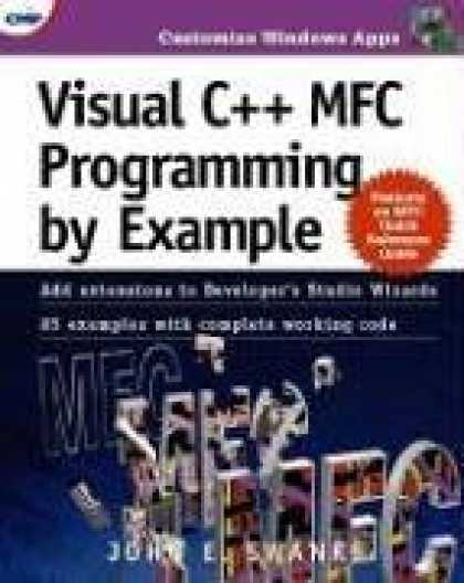 Programming Books - Visual C++ MFC Programming by Example