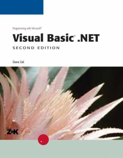 Programming Books - Programming with Microsoft Visual Basic .NET
