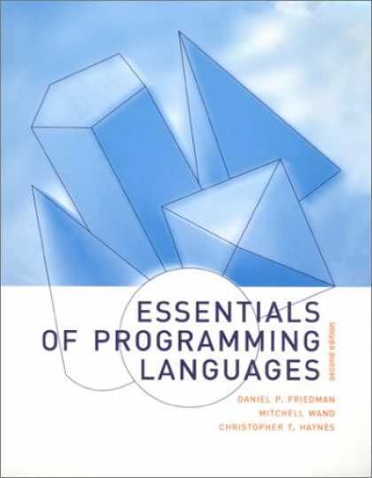 Programming Books - Essentials of Programming Languages - 2nd Edition