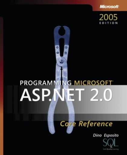 Programming Books - Programming Microsoft ASP.NET 2.0 Core Reference