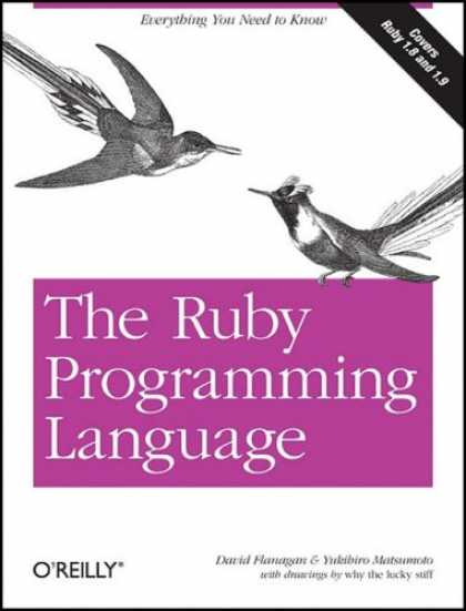 Programming Books - The Ruby Programming Language
