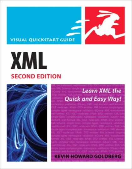 Programming Books - XML: Visual QuickStart Guide (2nd Edition)