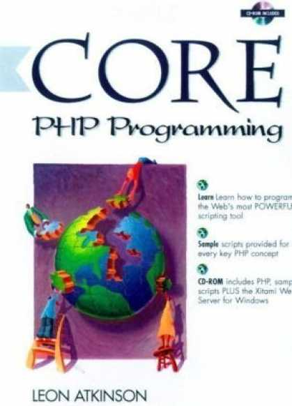 Programming Books - Core PHP Programming (3rd Edition) (Core Series)